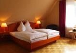 Hotel Zur Linde in Heede Doppelzimmer