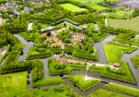 Hotel Zur Linde in Heede Ausflugsziel Festung Bourtange