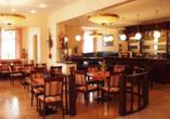 Hotel Zur Linde in Heede Restaurant