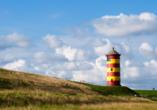 Hotel Zur Linde in Heede Ausflugsziel  Leuchtturm in Pilsum