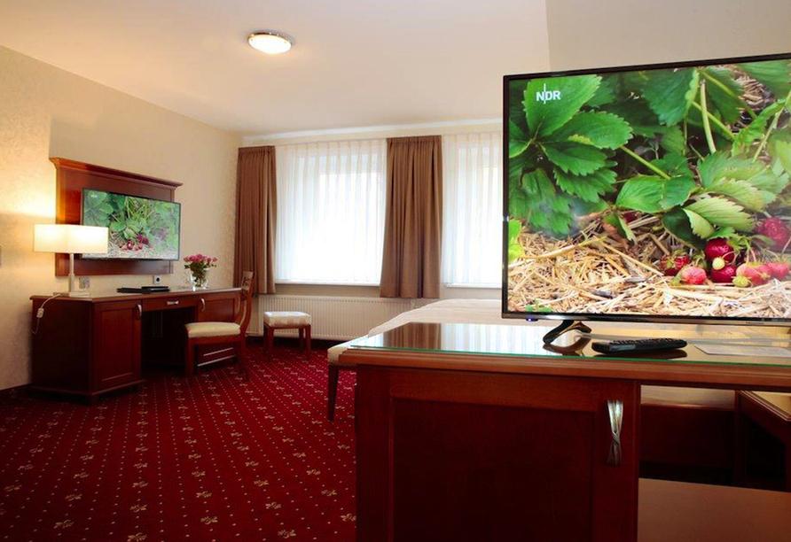 Ringhotel Fährhaus in Bad Bevensen, Zimmerbeispiel