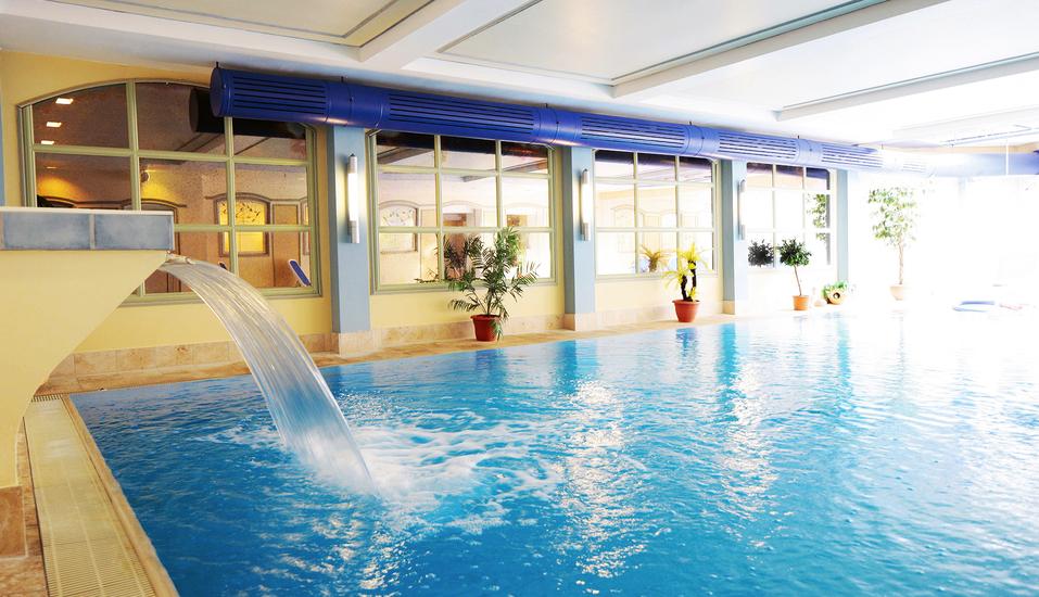 Ringhotel Fährhaus in Bad Bevensen, Hallenbad
