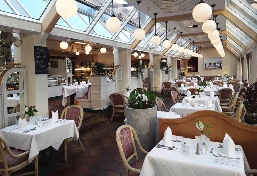 Ringhotel Fährhaus in Bad Bevensen, Restaurant