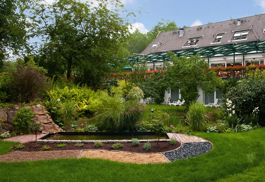 Ringhotel Fährhaus in Bad Bevensen, Kneippbecken