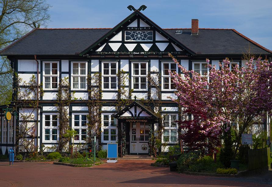 Ringhotel Fährhaus in Bad Bevensen, Apotheke