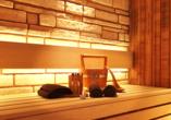Panorama Hotel Heimbuchenthal, Sauna