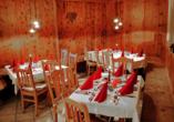 SCOL Sporthotel Großglockner in Großdorf in Tirol Restaurant