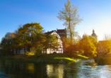 Kormoran Wellness Medical Spa, Rowe, Polnische Ostsee, Polen, Stolp