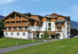 Hotel Laurenzhof in Lendorf, Außenansicht