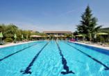 Park Hotel Oasi Garda Gardasee Italien, Außenpool