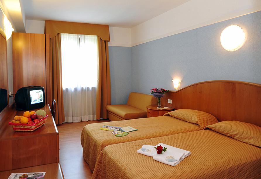 Park Hotel Jolanda in San Zeno di Montagna am Gardasee, Zimmerbeispiel