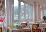 Weinhotel Landsknecht in St. Goar am Rhein, Restaurant