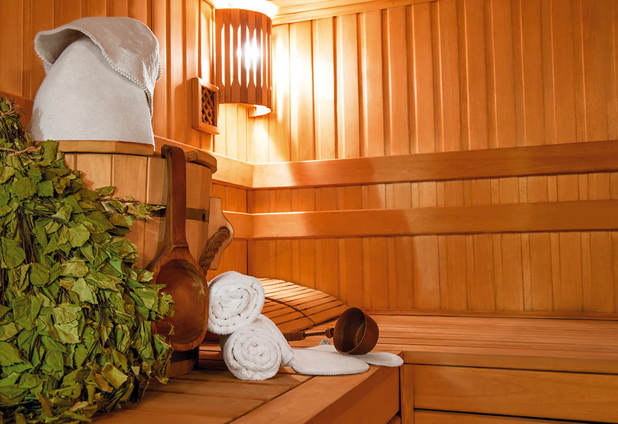 AHORN Panorama Hotel Oberhof, Sauna