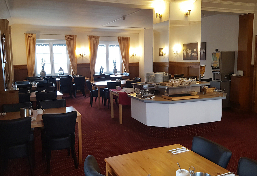 Hotel Altastenberg in Winterberg, Restaurant