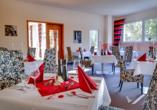 Ferien Hotel Rennsteigblick in Friedrichroda, Salon