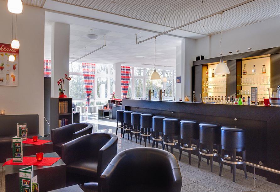 Ferien Hotel Rennsteigblick in Friedrichroda, Bar