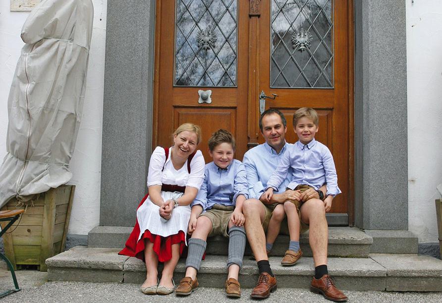 Hotel Gasthof Munding in Krumbach Mittelschwaben, Familie Munding