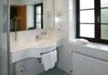 Hotel Gasthof Munding in Krumbach Mittelschwaben, Badezimmerbeispiel