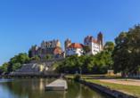 Hotel Acamed Resort Nienburg-Neugattersleben, Schloss Bernburg