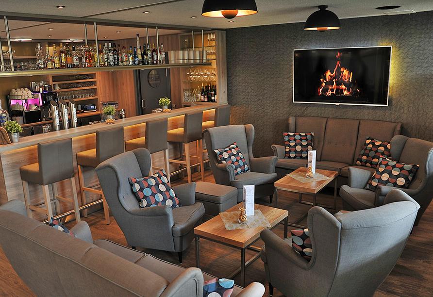 Hotel Acamed Resort Nienburg-Neugattersleben, Bar