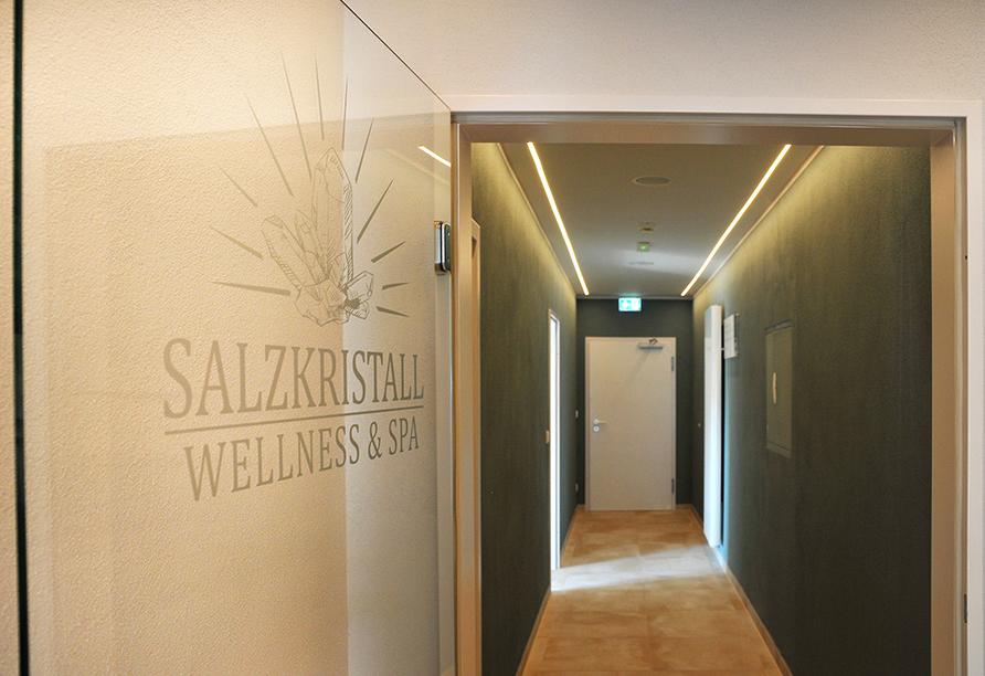 Hotel Acamed Resort Nienburg-Neugattersleben, Wellnessbereich