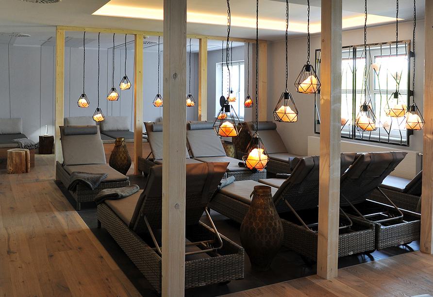 Hotel Acamed Resort Nienburg-Neugattersleben, Ruheraum