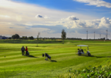 Hotel Acamed Resort Nienburg-Neugattersleben, Golfplatz