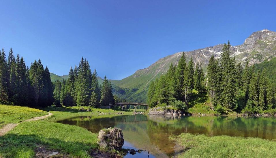 JUFA Wipptal, Obernberger See
