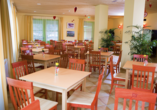 JUFA Wipptal, Restaurant