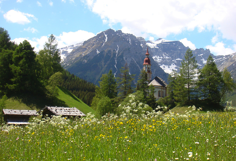 JUFA Wipptal, Obernberg