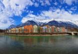 JUFA Wipptal, Innsbruck