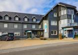 Hotel Auerhahn am Rennsteig in Masserberg Außenansicht