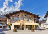 Hotel Rheinischer Hof Garmisch-Partenkirchen, Garmisch-Partenkirchen