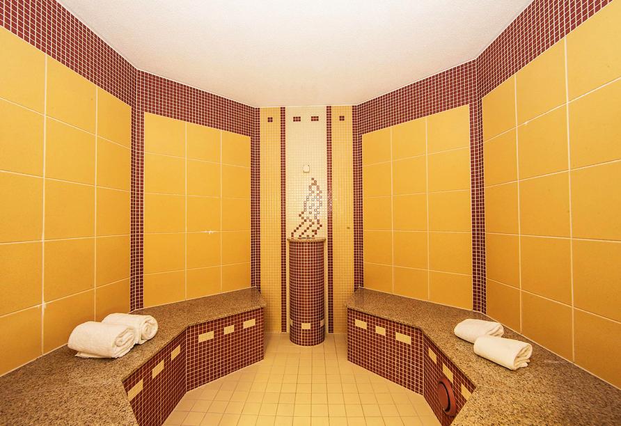 Kurhotel Unter den Linden in Bad Füssing, Sauna