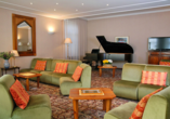 Hotel Moderno in Premeno, Lobby