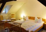 Hotel Weinhaus Traube, Zimmerbeispiel