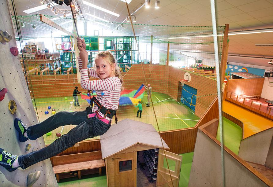 Ostsee Resort Dampland, Indoor-Spaßpark