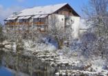 Parkhotel Cham Niederbayern, Außenansicht