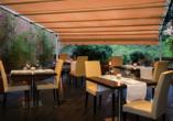 Hotel Executive, Terrasse