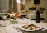 Hotel Executive, Restaurant