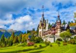 Mystisches Rumänien, Schloss Peles