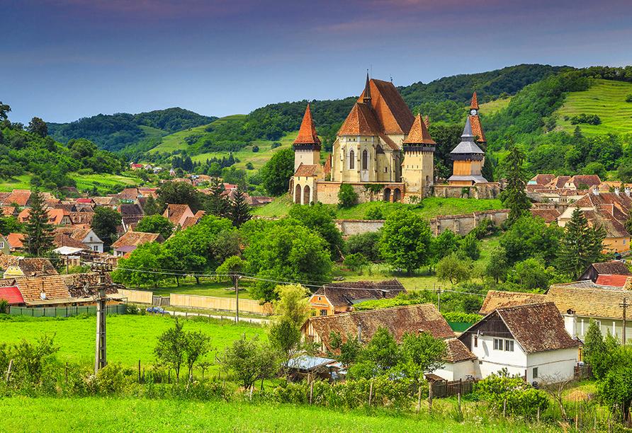 Mystisches Rumänien, Biertan