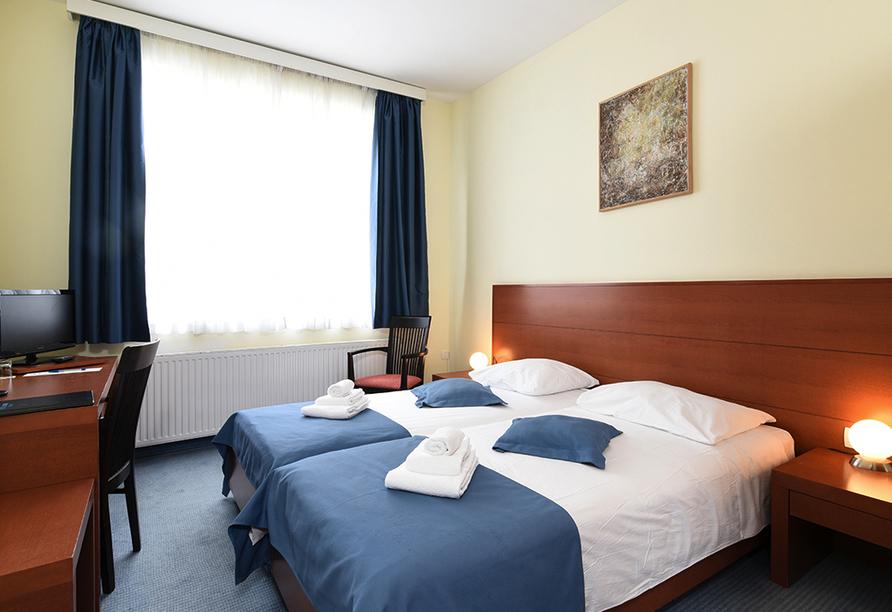 Hotel Park in Lovran, Kvarner Bucht, Zimmerbeispiel Standard