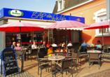 Fini-Resort Badenweiler, Café-Bar