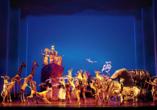 Disneys DER KÖNIG DER LÖWEN, Szenenmotiv