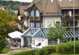 Hotel Walpurgishof Goslar-Hahnenklee Harz, Außenansicht