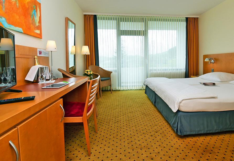 Hotel Am Kurpark Brilon, Zimmerbeispiel Komfort