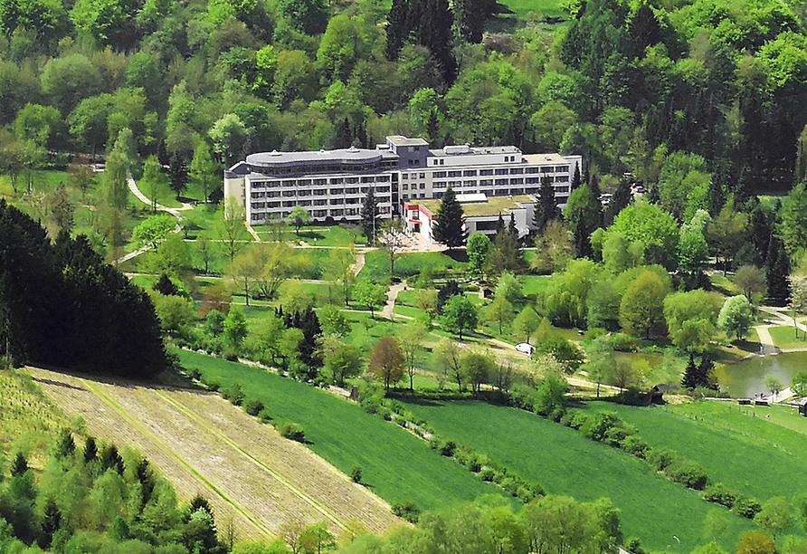 Hotel Am Kurpark Brilon, Aussenansicht