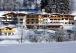 Hotel Berghof, Außenansicht