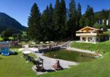 Hotel Berghof, Schwimmteich